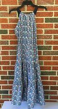 New LIberty Of London by Antonio Melani Olivia dress $199 Forest Road blue 6