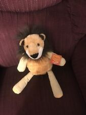 RETIRED ROARBERT THE LION SCENTSY BUDDY PLUSH DOLL FIGURE STUFFED NO SCENT PAK