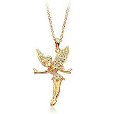 18K Rose Gold Plated Giraffe Austrian Crystal Pendant Necklace
