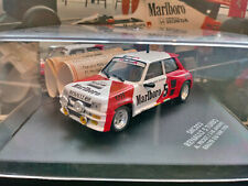 1/43 Renault 5 Turbo WRC Alain Prost Rallye du Var 1982 Marlboro Sponsor by SKID