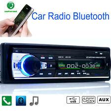 Bluetooth Auto Radio Stereo Lettore Testa Unità mp3/usb/sd/aux-in/fm IN-DASH digitale
