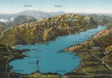 Cartolina Postale - Lago di Garda / Panoramakarte