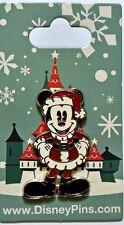 Disney Parks Pin Christmas Holiday Mickey Mouse as Santa Claus NEW