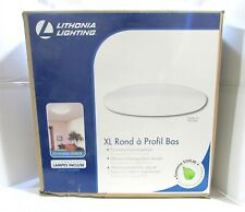Lithonia Lighting FMXLR M2 Low-Profile 24-Inch Round Energy Star 1-Light Fluores