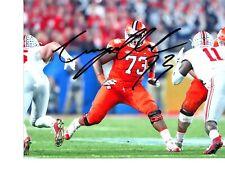 Tremayne Anchrum Jr. Clemson Tigers signed autographed 8x10 football photo c