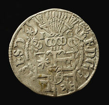 Gft. Schauenburg, Ernst III., Groschen 1602 IG