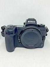 Nikon Z 7 Mirrorless Digital Camera 45.7MP Z7 Body w/ 1 battery - CLEAN, WORKS!