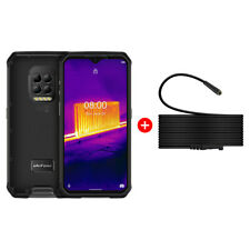 Rugged Cell Phone Unlocked Thermal Imaging Camera 128Gb Android10 with Endoscope