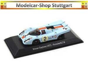 Porsche 917 K - Winner Daytona 1971 - Spark 1:43 - MAP02027114 - Museum Edition