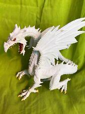White Dragon Safari LTD Awesome White Dragon PVC/ABS Figure #1012