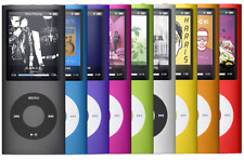 Apple iPod Nano 4th Generation 8GB or 16GB (Choose Your GB Size and Color)