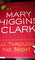 Silent Night & All Through The Night, Two Christmas Novels by Mary Higgins Clark