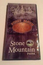 Rare Stone Mountain Park Georgia Generals  Elongated Penny Book New Last One!