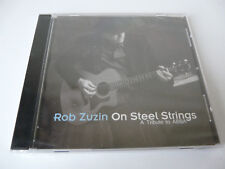 CD Rob Zuzin - On Steel Strings A Tribute To ABBA - Coverversionen - OVP