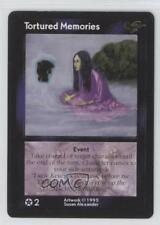 1995 Shadowfist Collectible Card Game Limited Base Set NoN Tortured Memories 2ts