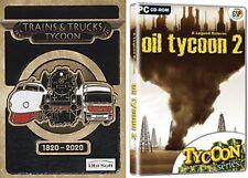 Trains & LKWs Tycoon & Oil Tycoon 2