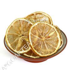 100g Organic Dried Lemon Slice Fragrance Citrus Fruit Natural Dried Herbal Tea