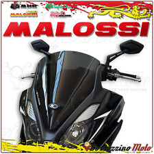 MALOSSI 4517073 CUPOLINO SPORT FUMÉ SCURO KYMCO DOWNTOWN i ABS 350 ie 4T LC eu 4