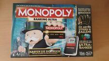 HASBRO GAMING Monopoly Banking Ultra Gesellschaftsspiel, Mehrfarbig