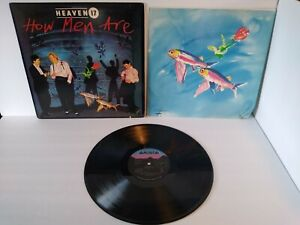 Heaven 17 How Men Are Synth-Pop New Wave Electronic Vinyl LP Record Album 1984