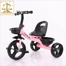 Baby Kids Children Toddler Toy 3 Wheel Bike Bicycle Tricycle Trike KTR2003