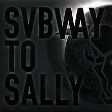 Schwarz in Schwarz von Subway to Sally   CD   Zustand gut