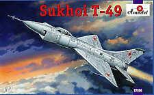Amodel 1/72 Sukhoi T-49 # 72184
