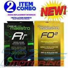 NEW iDATALINK MAESTRO ADS-MRR + ADS HRN-RR-FO2  ADAPTER 2013-2014 FORD F-150