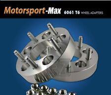 2 Wheel Adapters 5x120.7 To 5x5 Spacers 20mm | 5 Lug Yukon Rim on Corvette ZR-1