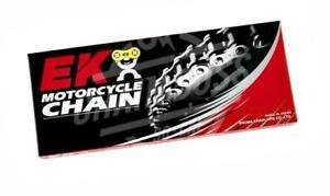 EK Chains 420 x 132 Links SR HD Standard Series  Non Oring Natural Drive Chain