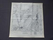 Landkarte Meßtischblatt 2752 Greifenhagen / Gryfino, Oder, Pommern, Gartz, 1945