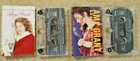 Vintage 1991 1992 Cassette Tape Amy Grant Heart In Motion Home For Christmas