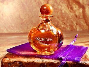 ORCHIDEE Perfume YVES ROCHER .05OZ/15mL MINIATURE Splash EDT RARE Vintage Mini