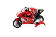 Voitures et motocyclettes de modélisme radiocommandées motos rouges