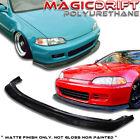 For 92 93 94 95 Honda Civic Eg Jdm Splitter Front Bumper Spoiler Lip