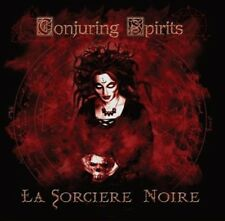 La Sorciere Noire - Conjuring Spirits [New CD] Professionally Duplicated CD