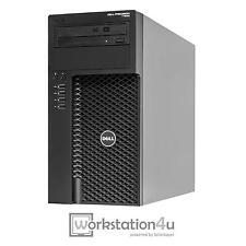 Dell Precision T1650 Workstation Xeon E3-1220V2 16GB RAM Quadro600 160Gb Hdd W10