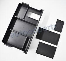 For Toyota Tundra 2014-2017 Center Console Storage Armrest Organizer Box Tray