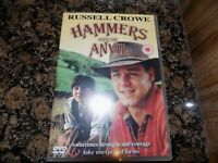 DVD RUSSELL CROWE HAMMERS OVER THE ANVIL