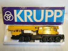 Gescha - Krupp 80GMT Crane - W.Germany