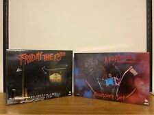 NECA Friday the 13th Camp Crystal Lake Accessory Pack And Noes Elm St Pack New