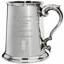 Coventry City English FA Cup Winner 1986–87, 1pt Tankard Pewter