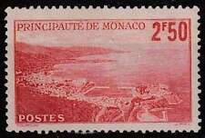 Monaco ongestempeld 1938 MH (no gum) 182 - Havenhoofd van Monaco