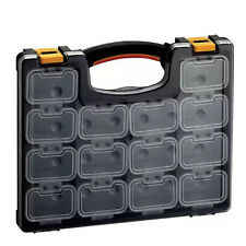 New 14 Cells Portable Tool Storage Handle Bag Electronic Component Tool Case Box