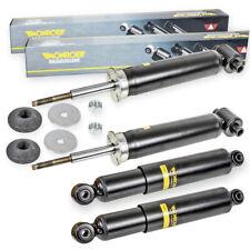 4x MONROE Stossdämpfer vorne + hinten Öldruck Stoßdämpfer für VW Transporter T3