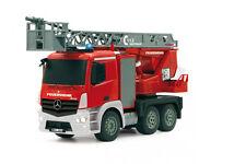 Jamara Feuerwehr mit Drehleiter 1 20 MERCEDES ANTOS 2 4ghz