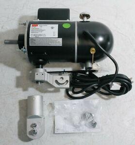 Dayton 30 in Light-Duty Industrial Fan Motor,  6ALE9D Pedestal, 115V AC (LGS)