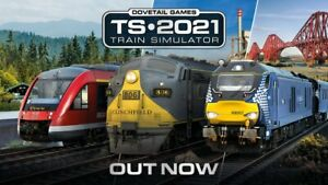 Train Simulator 2021 PC {Read Destription }
