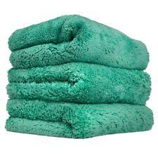 """Tipos de químicos Woolly Mammoth Microfibra Toalla De Secado Premium 36/"""" X 25/"""" Borde De Seda"""