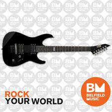 ESP LTD M-10 M-Series Electric Guitar Kit Black w/ Soft Gig Bag Case M10 - BM